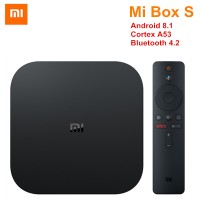 Xiaomi Mi TV Box S Android Tv