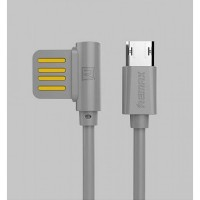 Кабель Remax Rayen Data Cable RC-075i micro usb mm