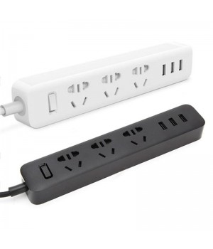 Удлинитель Xiaomi Mi Power Strip White 3USB