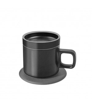 Чашка с подогревом Xiaomi VH Wireless Charging Electric Cup Black