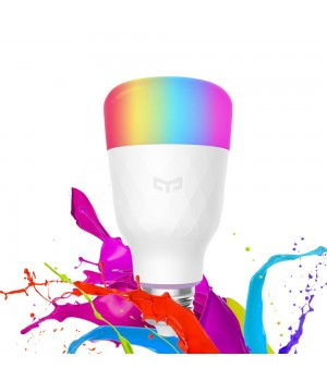 Умная лампа Xiaomi Yeelight Smart Light Bulb 10W RGB E27