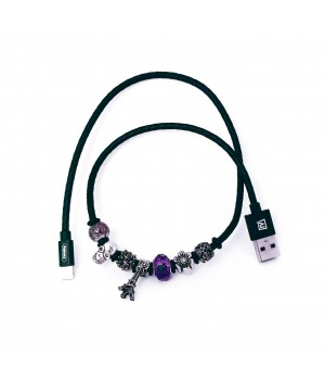 Кабель Remax Jewellery Data Cable RC-058 micro USB