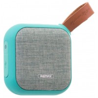 Портативная Bluetooth колонка Remax RB-M15 Blue IPX5