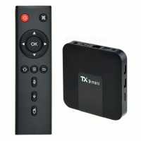 TX3 mini 1Gb/16Gb Android TV Box Tanix