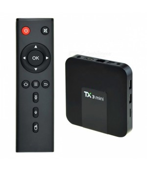 TX3 mini 2Gb/16Gb Android TV Box Tanix
