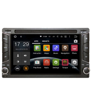Android 7.1 Car Multimedia System K6258